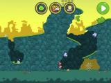3-7 When Pigs Fly solution 3 etoiles Bad Piggies