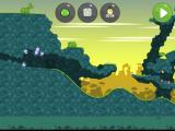 3-30 When Pigs Fly solution 3 etoiles Bad Piggies