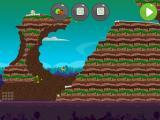 5-III Bonus Tusk Til Dawn solution 3 etoiles Bad Piggies