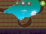 5-VI Bonus Tusk Til Dawn solution 3 etoiles Bad Piggies