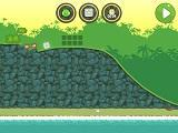 1-2 Ground Hog Day solution 3 etoiles Bad Piggies