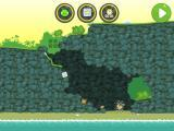 1-4 Ground Hog Day solution 3 etoiles Bad Piggies