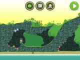 1-11 Ground Hog Day solution 3 etoiles Bad Piggies