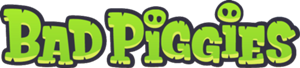 bad piggies solution complete 3 etoiles avec plus de 260 videos hd Logo